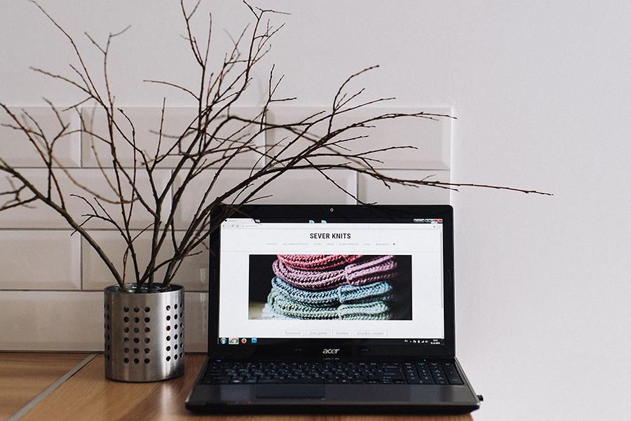 sever knits сайт