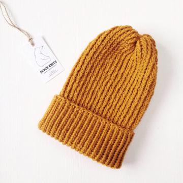 Горчичная шапочка